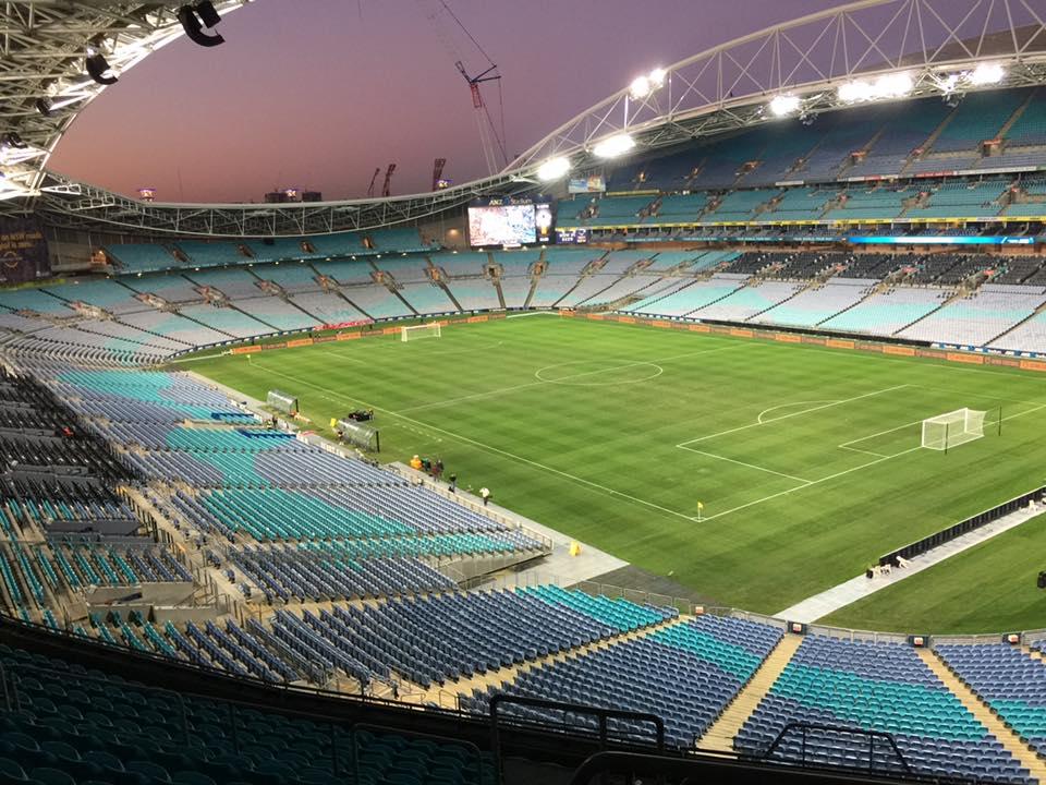 Liverpool V Sydney FC