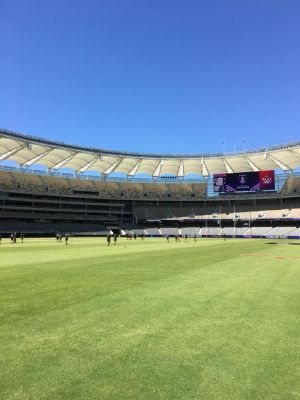 AFLW - Optus Stadium Perth