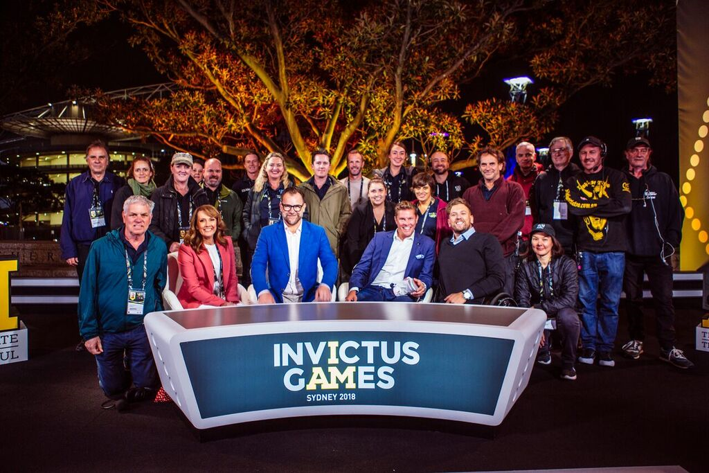 The Daily Show - Invictus Games 2018
