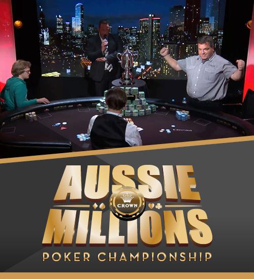 Aussie Millions Poker Championship Jam Tv Australia