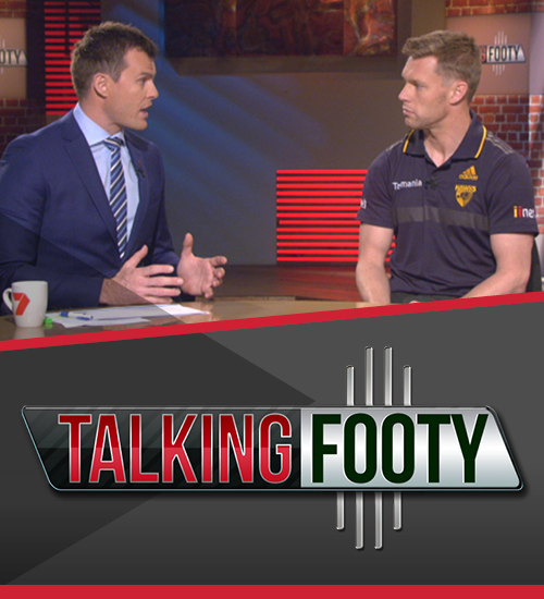 Talking Footy